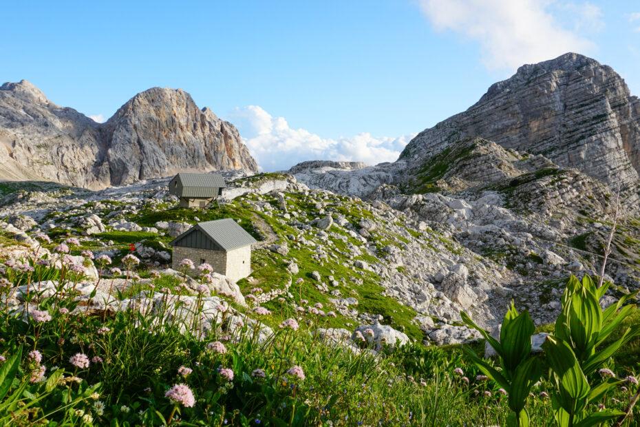 Huttentrektochten Alpen