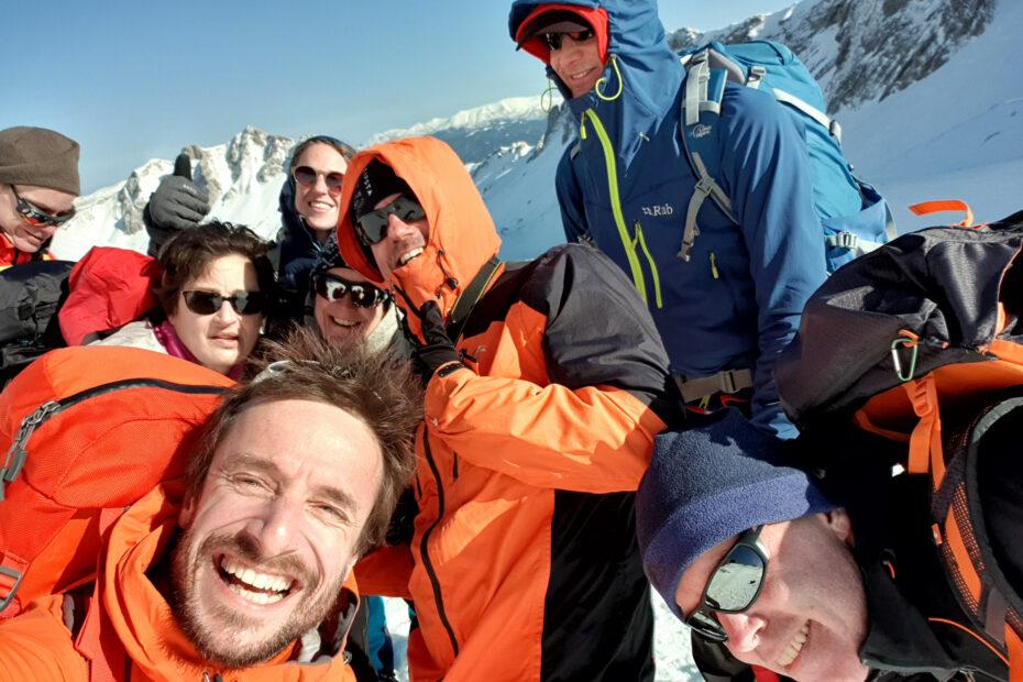Sneeuwschoenwandelen groepsreis